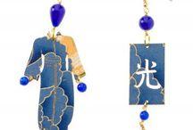 kimono / jewels by www.gioielleriaviaveneto.com