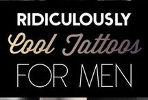 ridiculously COOL tattoos for MEN
