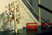 Objetos de Deco / Objetos únicos creados para la decoración del hogar.