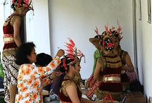 Indonesian Kraton Dancer