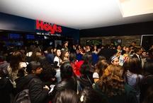 Estreno El Adios 3D / algunas de las imágenes de la noche del estreo de la peli de los Teen Angels, El Adios 3D / by Yups Channel