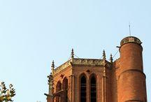 Albi la Cité épiscopale en montgolfière / Découvrir Albi en montgolfière avec Atmosph'Air #tarn #tarntourisme #albi #albitourisme #occitanietourisme #tourismeoccitanie #atmosphairmontgolfieres