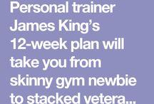 Programma per crescita muscolare