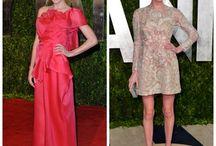 Dos Vestidos y una sola mujer