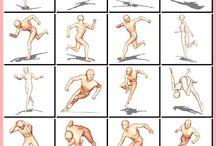 Drawing - body