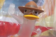 Disney Infinity Crystal Agent P / Check out the latest Disney Infinity Crystal Character - Crystal Agent P.