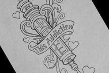 seringue tattoo
