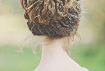 Dread ☮ & belles coiffures