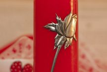Pewter on candles
