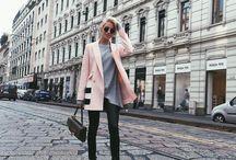 Wishlist: Millennial Pink Coat