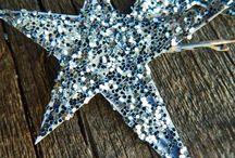 Sterne / Stars  II / *** / by Uschi Iseli