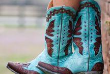 Cowboy boots / by Kimberly Bullard
