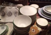 kitchenware for all of your kitcheny needs / plates, bowls, silverware, platters, cups, openers, pitchers, you name it, we've probably got it. old and new! see you at the shop. 80 south broadway, tarrytown, ny 10591. prettyfunnyvintage.com