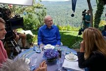 Tea Time with Swami Kriyananda