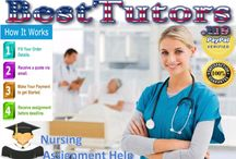 Medical Assignment Help / Best Tutor for USA offering online nursing medical assignment help with best affordable price.