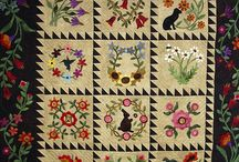 Wool quilts--Primitive gatherings / by Lori Breit
