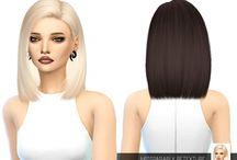 Sims4 cc hair