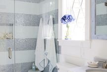 Bathroom remodel / by Honey Jaffe Tishgart