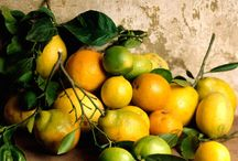 Citrus / Oranges, lemons, limes, grapefruits, tangerines and pomelos.  / by Luvo