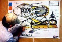 Sketchs Inspiração