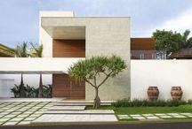 Fachadas MODERNAS | VV2 arquitetura