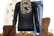 Fall / Winter Fashionista  / by Tiffany Garner