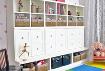 Organize my kids toys