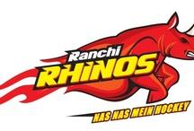 Ranchi Rhinos - HIL / by Indian Hockey