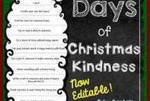Christmas Teaching İdeas