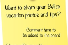 "YOUR Belize / Looking for YOUR #Travel photos and #Tips on #Belize. Not stock photos, but your personal photos. To become a pinner on this board, comment on the ""add pin"". We will pick fan photos to feature on our Facebook page weekly!"