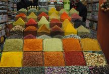 The Spicy Gourmet / A guide to the spices you can find in the Turkish markets