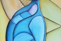 kubisme art