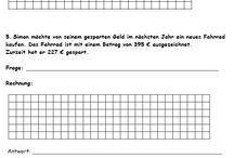 Mathe und Deutsch üben!