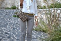 Business Fashion / Appropriate yet stylish outfits for the business setting