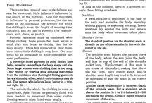 Mönsterkonstruktion o mönster