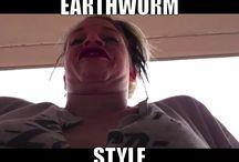 Hilarious Grav3yard girl