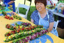 Local Hawaii Artisans / Beautiful people who do beautiful work.