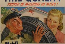 1940s-60s advertising