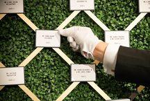 Wedding Reception Ideas and Inspiration / Beautiful and unique wedding reception ideas