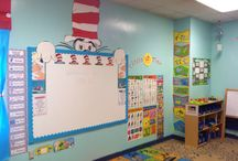 Dr Seuss classroom ideas