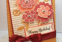 Cards and stamping / by Theresa Wright-Bledsoe