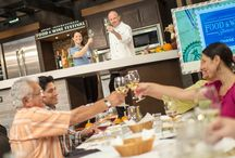 Epcot Food & Wine Festival / Chef Norman will be presenting at three different events at the 2014 Epcot Food & Wine Festival!  September 19 - Food for Thought, September 20 - Media Culinary Demonstration, October 18 - Party for the Senses!