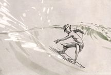 Animation test / Pensil test / Traditional Animation Clean Up