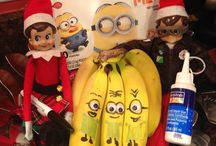 Inspiration: Elf on the Shelf Ideas