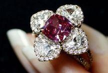 Beautiful jewels & gems