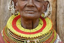 Voodoo and Witchcraft / A variety  of pictures with voodoo and witchcraft theme, with a African tribal pictures also.