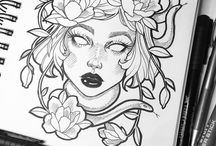 Drawings / Works Of Art