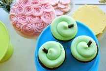 The Beauty of Cupcakes / Life is sweeter with cupcakes <3  Cupcakes in all their glory from all over Toronto.