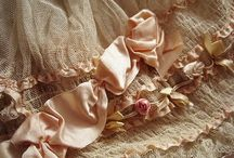 linen and lace...