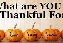 Thanksgiving / by Beth Giresi
